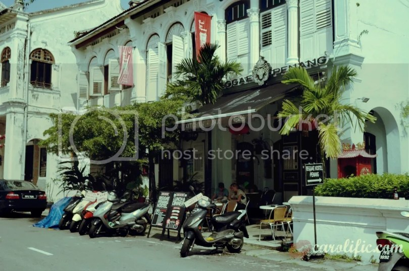 Penang, Travel, Malaysia, Island, Georgetown, Georgetown Penang, What to do, What to see, Sightseeing, Food, Nyonya, Cheap Travel, Traveloka, Love Lane