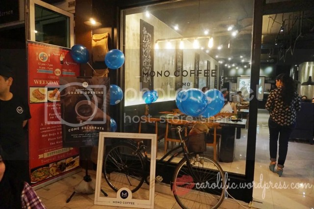Mono Coffee, Publika, Cafe, Expat Dining, Foodie, Food, Cafe, Coffee, Coffee Place, Malaysia, Kuala Lumpur, Solaris Dutamas, Diplomat's Wife, Recommendation, Laid Back Cafe, Cosans Coffee, Review, Opening, Launch