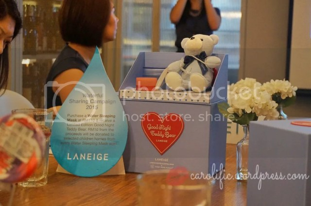 Laneige, Water Sleeping Mask, New Water Sleeping Mask, Moisturiser, Hydrate, Dry Skin, Solution, Lip Mask, Dull Skin, Brighten Skin, Skin Care, Korean, Malaysia, Launch, Event, Review, Laneige Malaysia, #LaneigeMy, Waterful Sharing Campaign, #WaterfulSharingCampaign, Sparkling Beauty, #SparklingBeauty, Diplomat's Wife