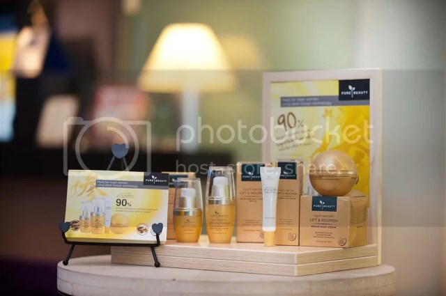 Pure Beauty, Youth Restore, Skin Care, Anti-Ageing, Serum, Firming, Night Cream, Day Cream, Eye Cream, Launch, Event, Putrajaya, Cruise, Wong Chui Ling, Watsons, Malaysia