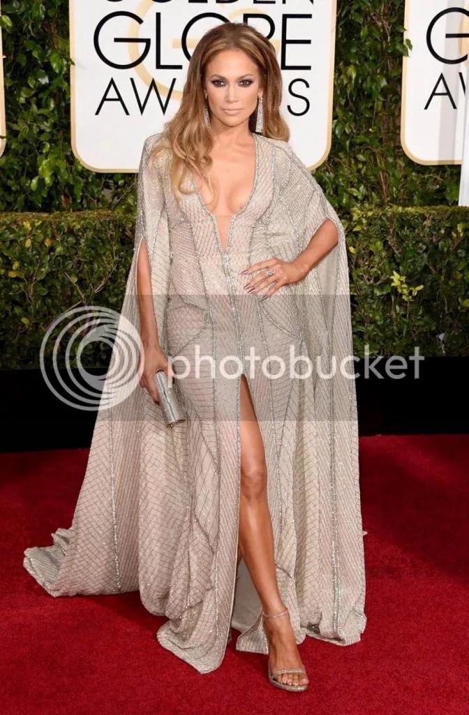 Jennifer Lopez, Golden Globes, 2015