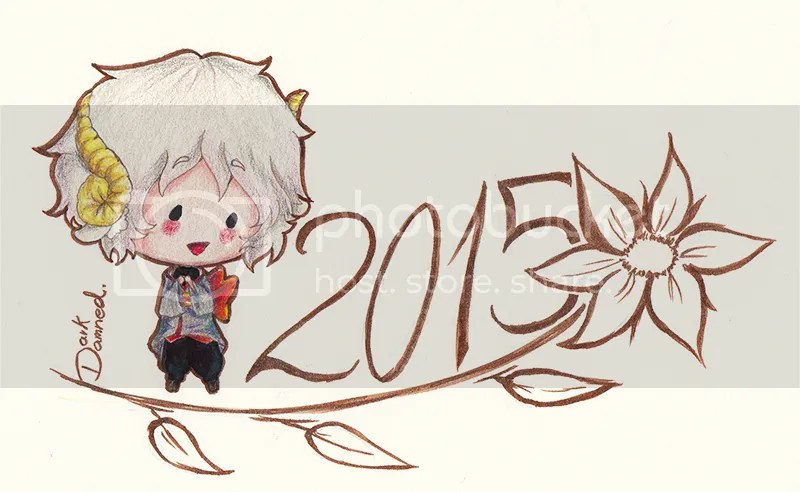 Happy New Year 2015 Year of the goat