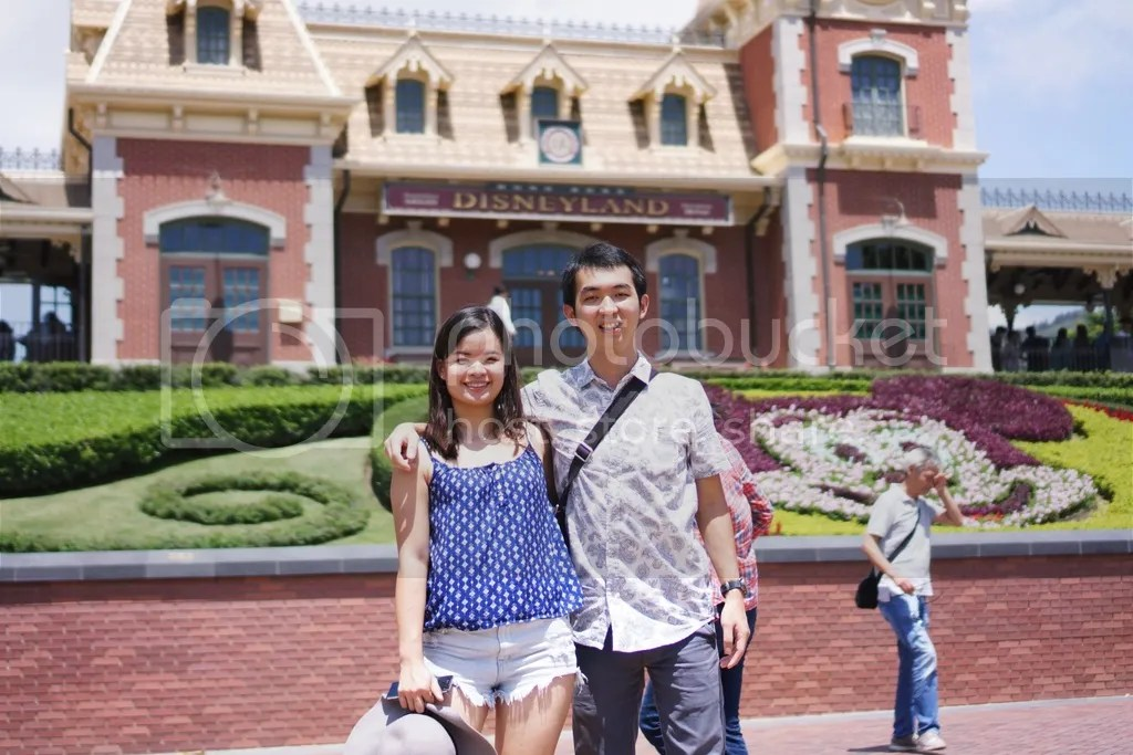 Hongkong Disneyland Travel Blog