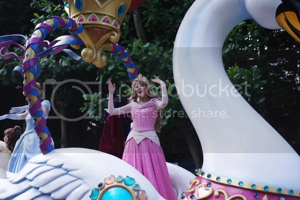 disney land princess