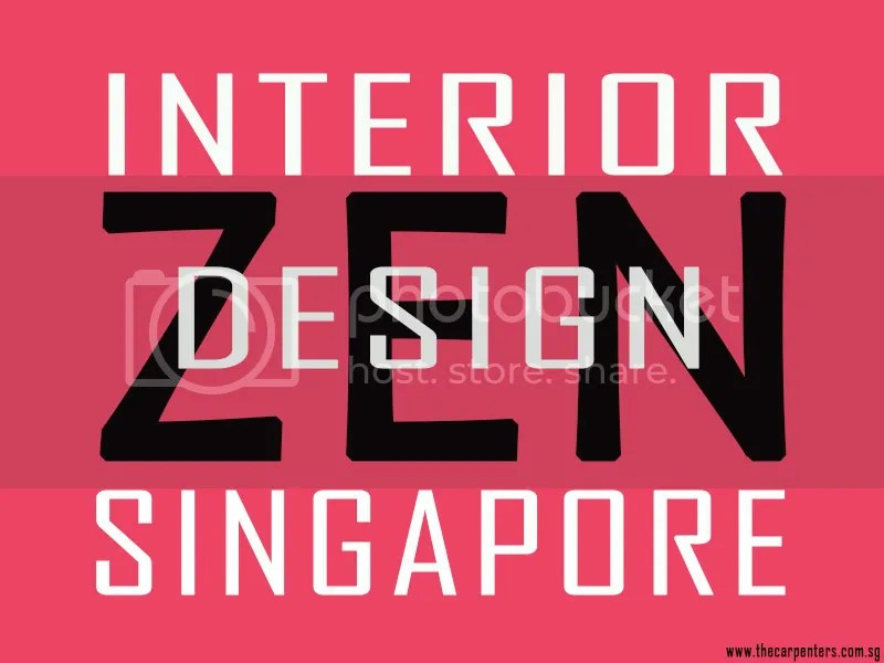 Zen Interior Design Singapore