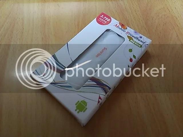 Huawei E169 USB 3Gドングル