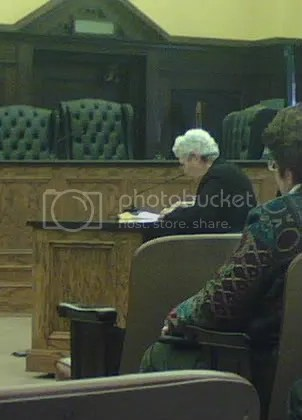Doris Cipolla testifying against SB1250 in Pittsburgh, April 10, 2008