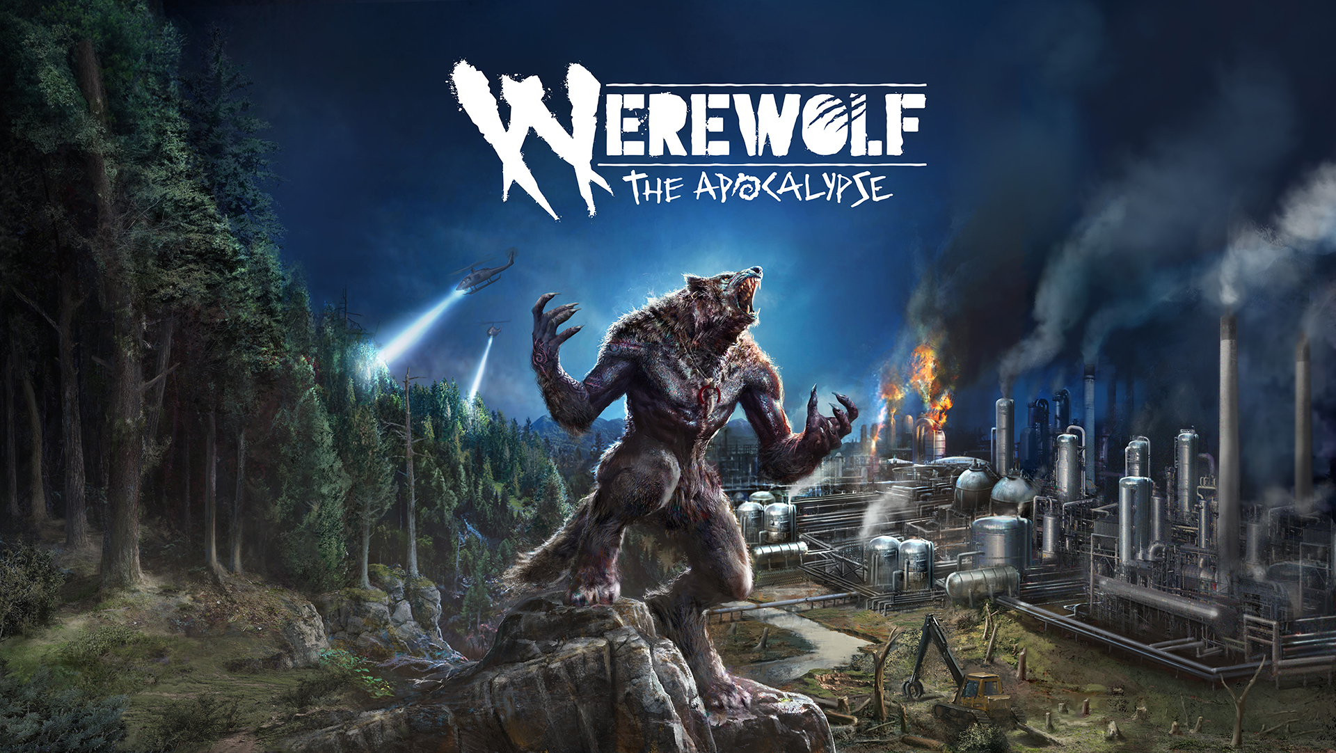 3djuegos.com - Werewolf: The Apocalypse Wallpaper - 1920x1082