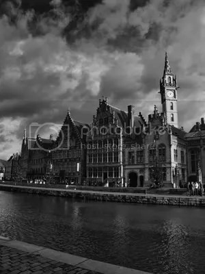 Gand, Grand Canal