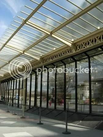 à lextérieur du Musée dOrsay - printemps 2007
