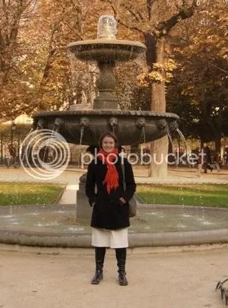 Cest moi - automne à Paris - novembre 2006