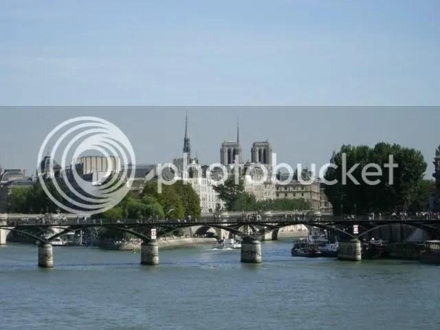 La Seine et Notre Dame - septembre 2006