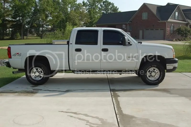 Silverado 2009 Chevy Leveled