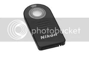 Nikon Fjernutløser ML-L3