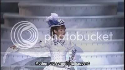 Sapphire (Takahashi Ai) as a prince