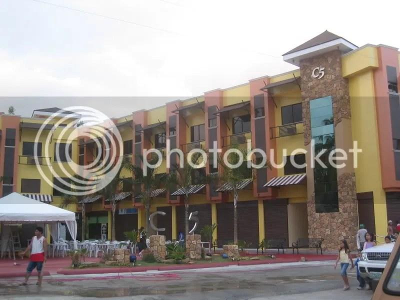 C5 Dormitel along Roxas Avenue