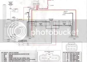 need GT500 fuel pump harness help   S197 Mustang Forum