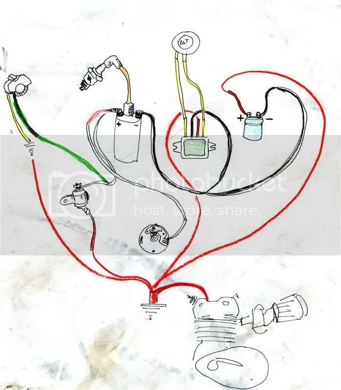 1980 Xs650 Pamco Ignition Wiring Diagram