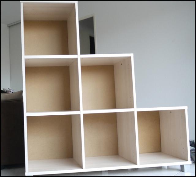 meuble de rangement escalier ikea