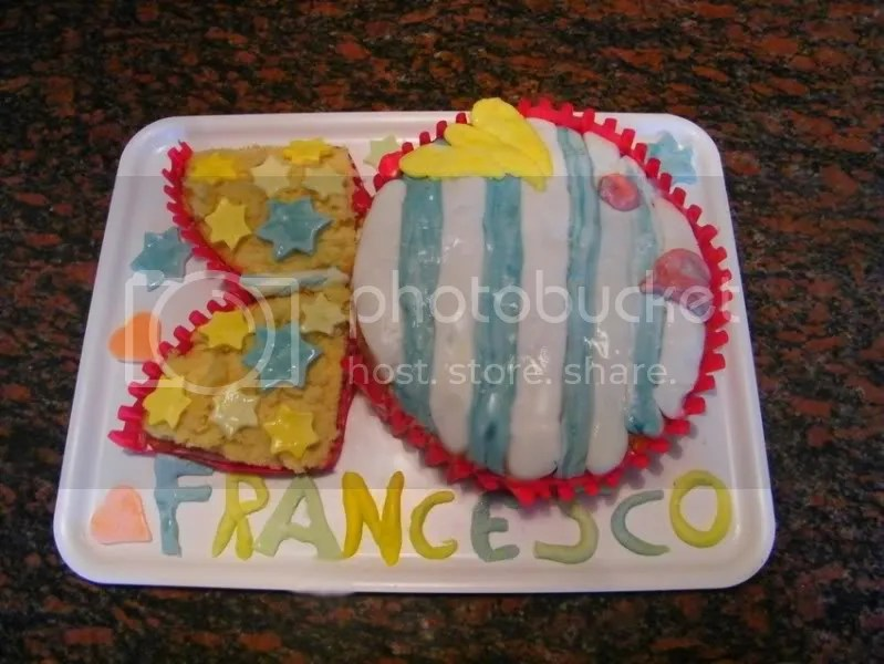 torta pesce