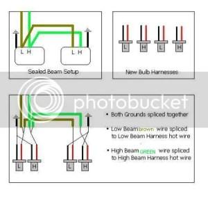 96 Headlight Wiring Conversion ??  S10 Forum