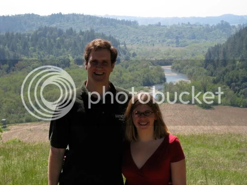 At the top of MacMurray Ranch