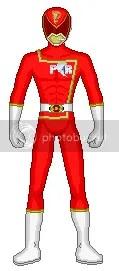 Legacy Ranger Power!