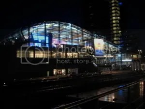 The Amsterdam Passenger Terminal