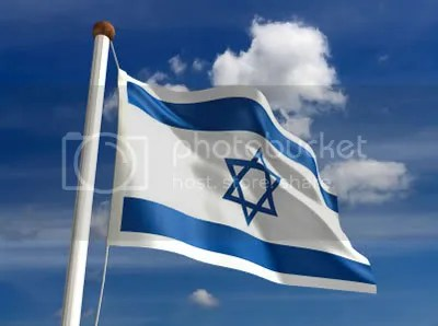 Israeli Flag via Photo Bucket