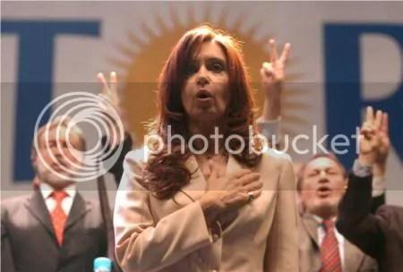 Cristina es Kirchner