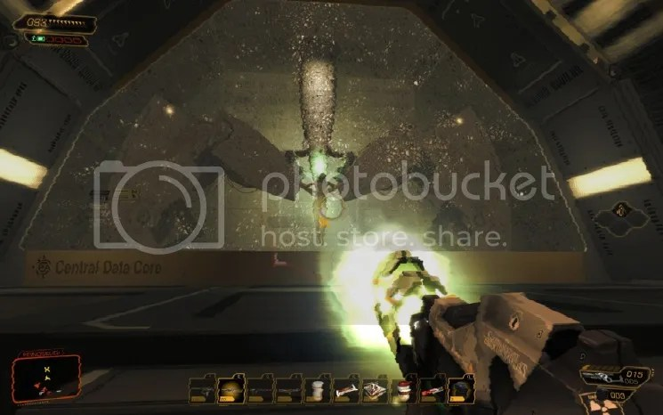 Stop shooting me!