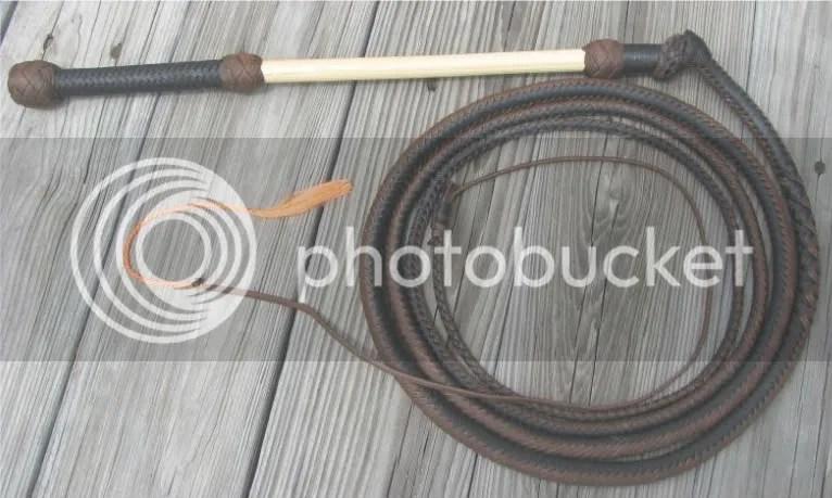 10ft Stockwhip (8-1-2009)