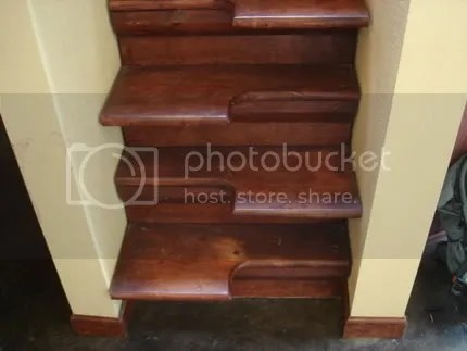 ... Alternating Tread Staircase That I Sawu2026 Photobucket