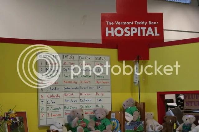vt teddy hospital