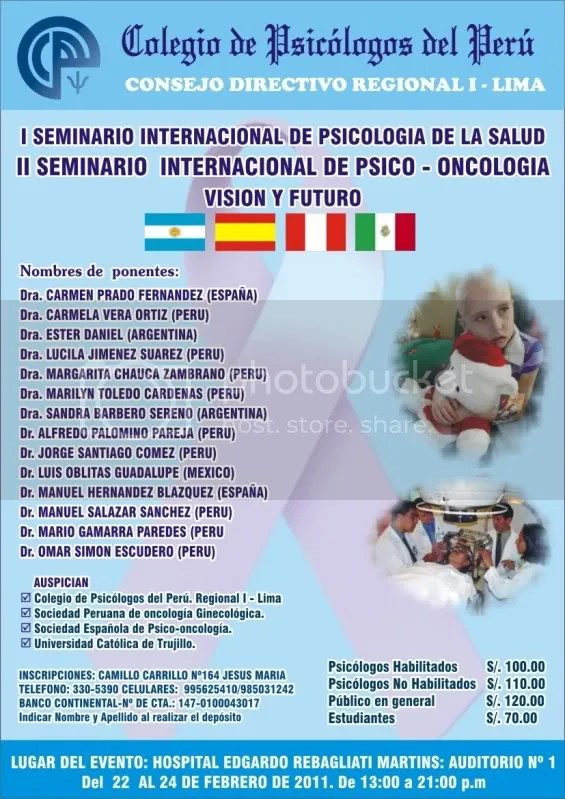 COLEGIO DE PSICOLOGOS DEL PER�,NAVIDAD,ORGANIZACI�N