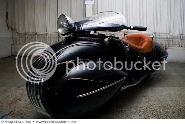 Henderson Custom 1930