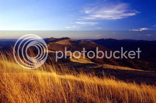 Połoniny, Bieszczady Mountains