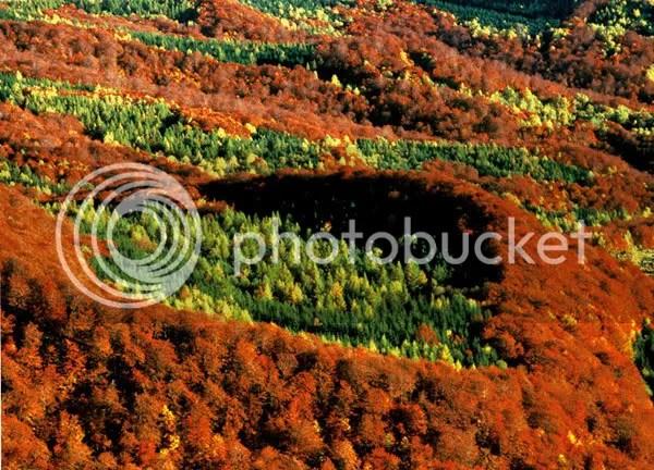 Złota Polska Jesień in Bieszczady Mountains