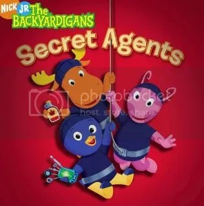 Backyardigans - Secret Agents