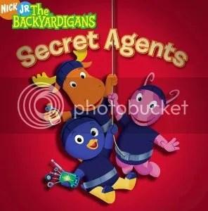 Backyardigans - Secret Agents