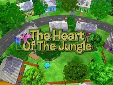 Backyardigans - Heart of the Jungle