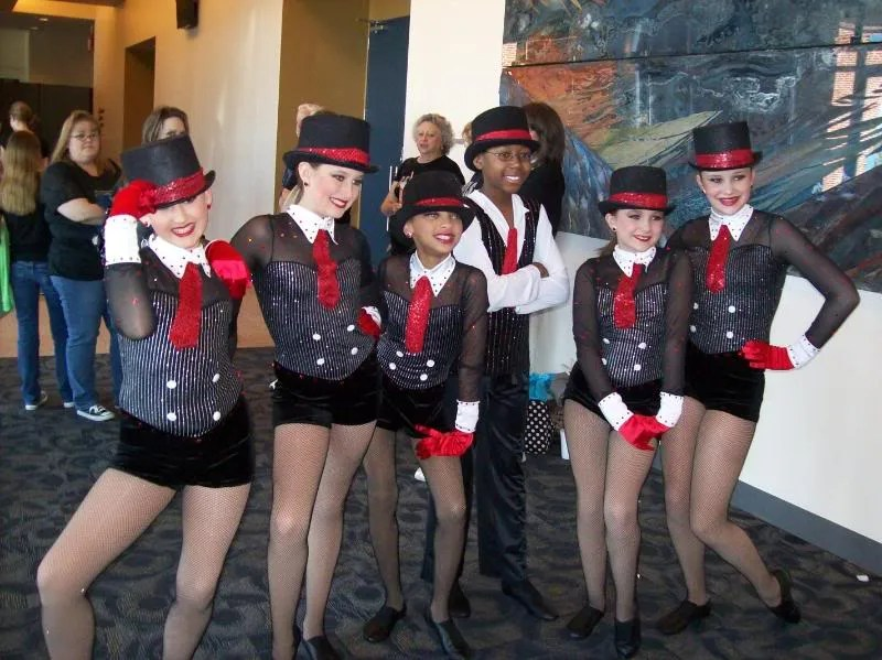 jazz; dance; competition