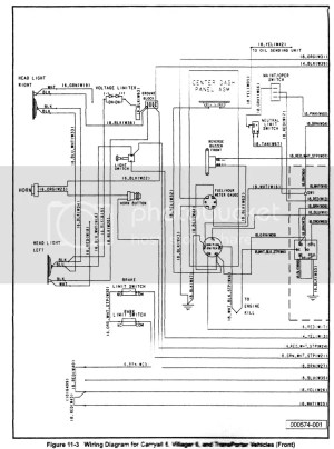 ignition switch wire diagram