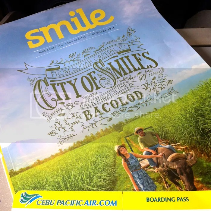 Smile Magazine October issue