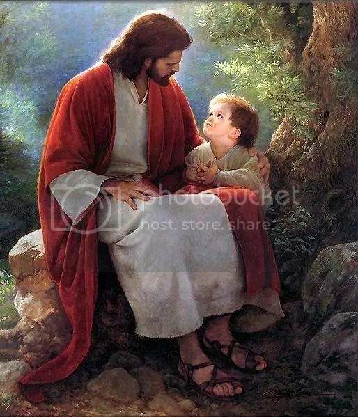 jesus with children photo: Jesus Children Jesus-Children-14.jpg