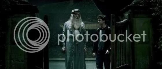 Dumbledore és Harry