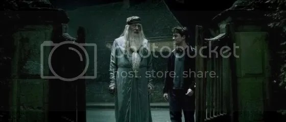 Dumbledore és Harry