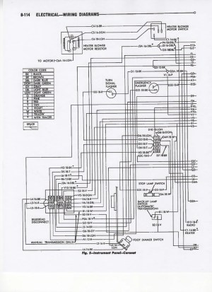 wire diagram for 67