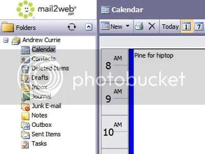 mail2web Live