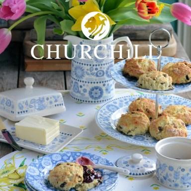 Churchill China Blogger